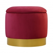 Pufa Anabel, french velvet 662 (1)