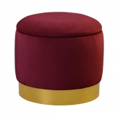 Pufa Anabel, french velvet 663 (2) (Copy)