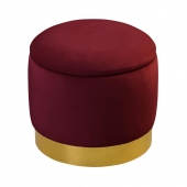 Pufa Anabel, french velvet 663 (3) (Copy)