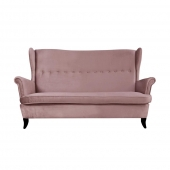 Sofa Uszak III, french velvet 682, 6 czarny (1) (Copy)