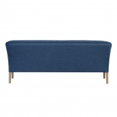 Sofa Astoria granat 4